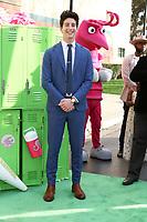 "LOS ANGELES - JAN 25:  Milo Manheim at the ""Zombies 2"" Screening at the Disney Studios on January 25, 2020 in Burbank, CA"