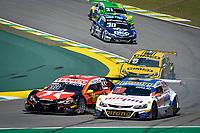 SÃO PAULO, SP 09.12.2018 - STOCK CAR - Nelsinho Piquet durante última etapa da Stock Car Brasil 2018 realizada no autódromo de Interlagos em São Paulo, na manhã deste domingo, 9.(Foto: Levi Bianco/Brazil Photo Press)