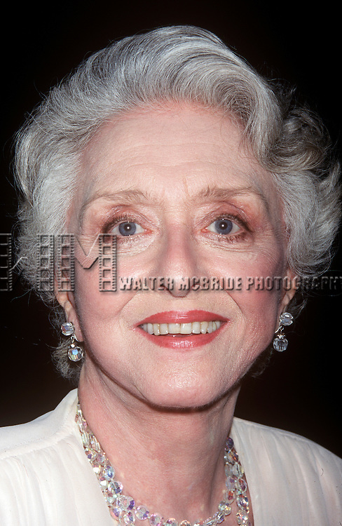 Celeste Holm in New York City at the MGM Salute on July 17th, 1997.