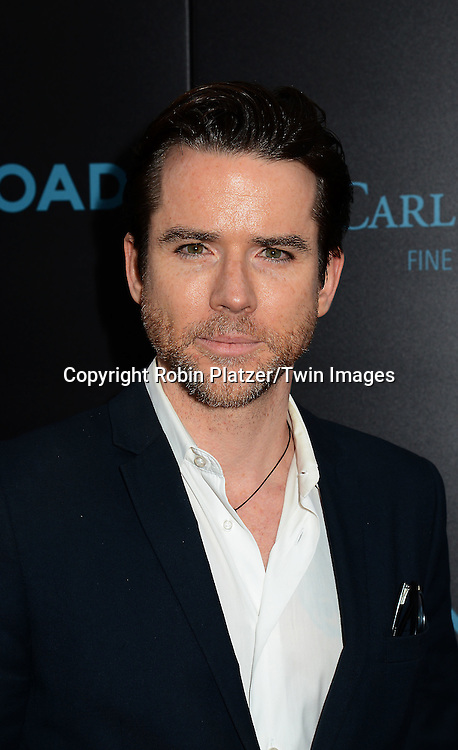 Christian Campbell attends the Special Screening of &quot;John Wick&quot;  on October 13, 2014 at the Regal Union Square Stadium 14 in New York City.<br /> <br /> photo by Robin Platzer/Twin Images<br />  <br /> phone number 212-935-0770