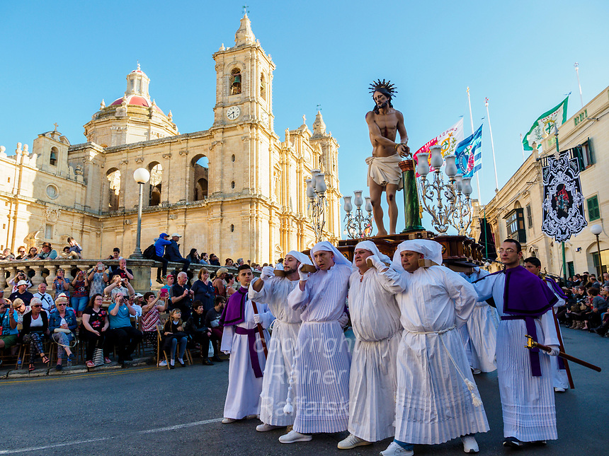 Malta: Karfreitags-Prozession - Good Friday Procession