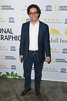 """OLIVIER BRAMLY (PRESIDENT NATIONAL GEOGRAPHIC SUD OUEST EUROPE) - AVANT-PREMIERE DU FILM """"JANE"""" A L'UNESCO, PARIS, FRANCE, LE 19/01/2018."""