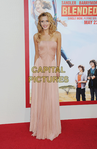 HOLLYWOOD, CA- MAY 21: Actress Bella Thorne arrives at the Los Angeles premiere of 'Blended' at TCL Chinese Theatre on May 21, 2014 in Hollywood, California.<br /> CAP/ROT/TM<br /> &copy;Tony Michaels/Roth Stock/Capital Pictures