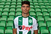 GRONINGEN - Voetbal, Presentatie FC Groningen o23, seizoen 2017-2018, 11-09-2017,   FC Groningen speler Tim Waterink
