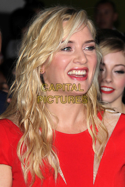 WESTWOOD, CA - March 18: Kate Winslet at the &quot;Divergent&quot; Los Angeles Premiere, Regency Bruin Theatre, Westwood,  March 18, 2014. <br /> CAP/MPI/JO<br /> &copy;Janice Ogata/MediaPunch/Capital Pictures