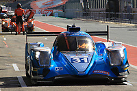 #31 APR REBELLION RACING (PRT) ORECA 07 GIBSON LMP2 HARRISON NEWEY (GBR) RYAN CULLEN (GBR) GUSTAVO MENEZES (USA)