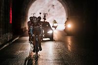 Tony Gallopin (FRA/AG2R-LaMondiale)<br /> <br /> 76th Paris-Nice 2018<br /> Stage 7: Nice > Valdeblore La Colmiane (175km)