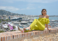 Actress Blanca Blanco in Cannes to promote her new movie &quot;Mission Possible&quot; at the 71st Festival de Cannes, Cannes, France 12 May 2018<br /> Picture: Paul Smith/Featureflash/SilverHub 0208 004 5359 sales@silverhubmedia.com