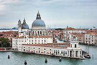 Santa Maria della Salute<br /> Basilica, Venice, Italy