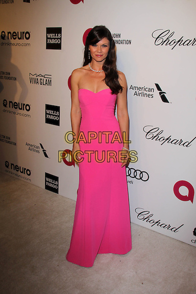 WEST HOLLYWOOD, CA - March 02: Danielle Vasinova at the 22nd Annual Elton John AIDS Foundation Oscar Viewing Party, Private Location, West Hollywood,  March 02, 2014.  <br /> CAP/MPI/JO<br /> &copy;Janice Ogata/MediaPunch/Capital Pictures