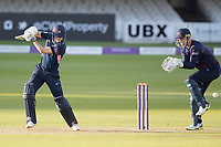 John Simpson of Middlesex CCC drives through point during Middlesex vs Lancashire, Royal London One-Day Cup Cricket at Lord's Cricket Ground on 10th May 2019
