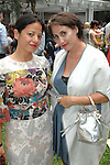 Sylvia Chivaratanond, Lauri Firstenberg==<br /> LAXART 5th Annual Garden Party Presented by Tory Burch==<br /> Private Residence, Beverly Hills, CA==<br /> August 3, 2014==<br /> &copy;LAXART==<br /> Photo: DAVID CROTTY/Laxart.com==