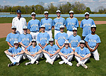 5-12-17, Skyline High School junior varsity baseball team