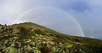 Courtesy photo/KRISTEN LEWIS<br /> An Appalachian Trail rainbow.