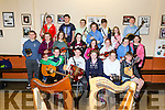 Lixnaw CCÉ Comhaltas who are on their way to Sligo on the 16th of August to take part in the All Ireland final's.They will take part in a large variety of sections in the final's.