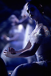 Nadine Allen in English National Ballet's production of Giselle choreographed by Derek Deane
