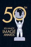 LOS ANGELES - MAR 30:  Atmosphere_50th NAACP Image Awards at the 50th NAACP Image Awards - Press Room at the Dolby Theater on March 30, 2019 in Los Angeles, CA