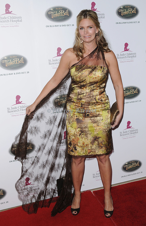 Natasha Henstridge arriving at the 5th Annual Runway For Life benefiting St. Jude Children's Research Hosptal, at the Beverly Hilton Hotel Beverly Hills, Ca. October 11, 2008. Fitzroy Barrett