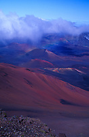 Haleakala Crater, Dormant Volcano, House of the Sun