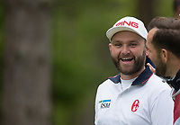 Andy Sullivan (England) during the GOLFSIXES ProAm  at Centurion Club, St Albans, England on 5 May 2017. Photo by Andy Rowland.