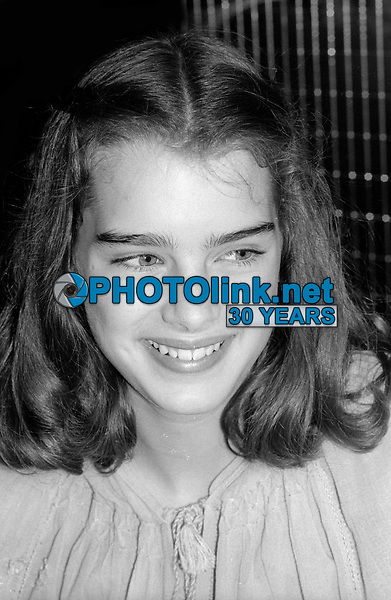Brooke Shields 1978<br /> Photo By Adam Scull/PHOTOlink.net