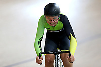 Ethan Titheridge of Mid South Canterbury competes in the U15 Boys 500m Time Trial at the Age Group Track National Championships, Avantidrome, Home of Cycling, Cambridge, New Zealand, Wednesday, March 15, 2017. Mandatory Credit: © Dianne Manson/CyclingNZ  **NO ARCHIVING**