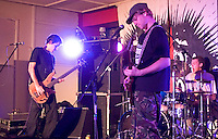 AOS3 - Legendary Free-Festival Dub-Ska Band @ Autonomous spaces fundraiser, Easton Community Centre, Kilburn Street, Easton, Bristol, Dec 2010.
