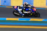 #121 FALCON RACING RENNES MOTOS (FRA) YAMAHA YZF R1 SUPERSTOCK LOUAULT OLIVIER (FRA) PEPIN ERIC (FRA) BRARD CHRISTOPHE (FRA)