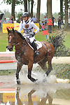 16.06.2018,  GER;  Luhmuehlen 2017, Vielseitigkeit, Gelaendepruefung C***, Deutsche Meisterschaft, im Bild  Ingrid Klimke(GER) auf SAP Hale Bob OLD am DHL Komplex Foto © nordphoto / Witke *** Local Caption ***