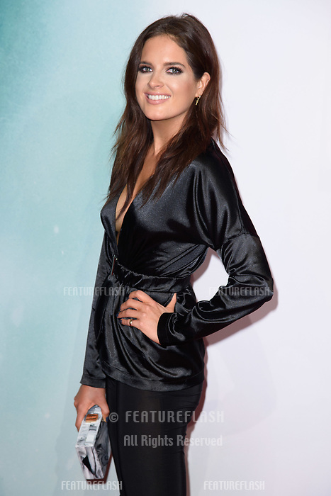 Binky Felstedt at the &quot;Tomb Raider&quot; European premiere at the Vue Leicester Square, London, UK. <br /> 06 March  2018<br /> Picture: Steve Vas/Featureflash/SilverHub 0208 004 5359 sales@silverhubmedia.com