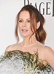 SANTA MONICA, CA - FEBRUARY 25: Actress Kate Beckinsale attends the 2017 Film Independent Spirit Awards at the Santa Monica Pier on February 25, 2017 in Santa Monica, California.