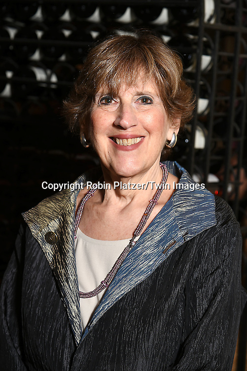 Helene Young attends the Big Apple Knitters Guild 25th Annual Luncheon Gala on September 24, 2016 at Kellari Taverna in New York City, New York, USA. <br /> <br /> photo by Robin Platzer/Twin Images<br />  <br /> phone number 212-935-0770