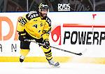 Stockholm 2014-11-16 Ishockey Hockeyallsvenskan AIK - IF Bj&ouml;rkl&ouml;ven :  <br /> AIK:s Yared Hagos under matchen mellan AIK och IF Bj&ouml;rkl&ouml;ven <br /> (Foto: Kenta J&ouml;nsson) Nyckelord:  AIK Gnaget Hockeyallsvenskan Allsvenskan Hovet Johanneshov Isstadion Bj&ouml;rkl&ouml;ven L&ouml;ven IFB portr&auml;tt portrait