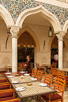 Khan Murjan restaurant, Wafi Souk, United Arab Emirates
