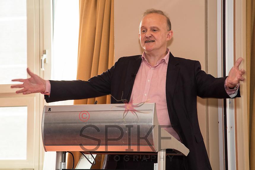Keynote speaker Ian Baxter of Baxter Freight