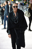 www.acepixs.com<br /> June 8, 2017  New York City<br /> <br /> Donna Karan at the 'Okja' screening on June 8, 2017 in New York City.<br /> <br /> Credit: Kristin Callahan/ACE Pictures<br /> <br /> <br /> Tel: 646 769 0430<br /> Email: info@acepixs.com