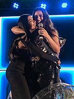São Paulo (SP), 24/07/2019 - Show / VillaCountry - As cantoras Simone e Simaria (embaixadoras do Rodeio de Barretos) participam da 64ª festa do Peão de Barretos, no Villa Country, em São Paulo, nesta quarta-feira, 24. (Foto: Bruna Grassi / Brazil Photo Press)