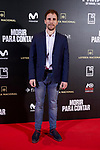Bernabe Fernandez attends to 'Morir para contar' film premiere during the Madrid Premiere Week at Callao City Lights cinema in Madrid, Spain. November 13, 2018. (ALTERPHOTOS/A. Perez Meca)