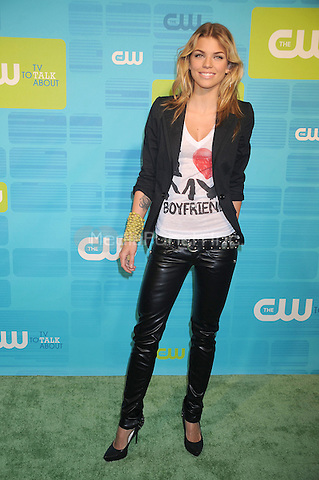 AnnaLynne McCord at the 2010 CW Upfront Green Carpet Arrivals at Madison Square Garden in New York City. May 20, 2010.Credit: Dennis Van Tine/MediaPunch