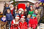 Santa arrives at Ballyseede Garden Centre on Saturday