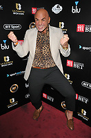 Simon Gross at the Ultimate Boxxer III professional boxing tournament, indigO2 at The O2, Millennium Way, Greenwich, London, England, UK, on Friday 10th May 2019.<br /> CAP/CAN<br /> &copy;CAN/Capital Pictures