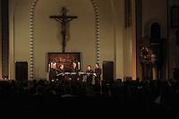 "Auftritt des Vocal Ensemble ""amarcord"" in der Paul-Gerhardt-Kirche am 12.10.2013 . Foto: Norman Rembarz"