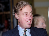 Tim Yeo, MP, Conservative Party, UK, October, 1993, 1993107921<br /> <br /> Copyright Image from Victor Patterson, 54 Dorchester Park, <br /> Belfast, UK, BT9 6RJ<br /> <br /> t1: +44 28 9066 1296 (from Rep of Ireland 048 9066 1296)<br /> t2: +44 28 9002 2446 (from Rep of Ireland 048 9002 2446)<br /> m: +44 7802 353836<br /> <br /> victorpatterson@me.com<br /> www.victorpatterson.com<br /> <br /> Please see my Terms and Conditions of Use at VICTORPATTERSON.COM. It is IMPORTANT that you familiarise yourself with them.<br /> <br /> Images used on the Internet must be visibly watermarked i.e. &copy;VICTORPATTERSON.COM within the body of the image and copyright metadata must not be deleted. Images used on the Internet have a size restriction of 4kbs and are chargeable at the then current NUJ rates.<br /> <br /> This image is only available for the use of the download recipient i.e. television station, newspaper, magazine, book publisher, etc, and must not be passed on to any third party. It is also downloaded on condition that each and every usage is notified within 7 days to victorpatterson@me.com<br /> <br /> The right of Victor Patterson to be identified as the author is asserted in accordance with The Copyright Designs And Patents Act (1988).