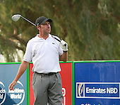 Jose Maria Olazabal (ESP) during the second round of the 2013 Omega Dubai Desert Classic being played over the Majlis Golf Course, Emirates Golf Course from 31st January to 3rd February 2013: Picture Stuart Adams www.golftourimages.com/www.golffile.ie:  1st February 2013