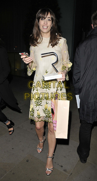 LONDON, ENGLAND - MARCH 10: Laura Jackson attends the Rodial Beautiful Awards 2014, St Martin's Lane Hotel, St Martin's Lane, on Monday March 10, 2014 in London, England, UK.<br /> CAP/CAN<br /> &copy;Can Nguyen/Capital Pictures