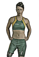 Kelly Cartwright (AUS)<br /> Paralympic Portraits -  Athlete <br /> Sydney Australia 2012<br /> London 2012 Paralympic Games<br /> &copy; Sport the library / Jeff Crow