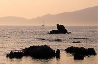 France/Corse/Corse-du-Sud/2A/Isuella: Le golfe d'Ajaccio