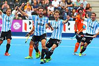 Argentina v Malaysia - World Hockey League - 24.06.2017