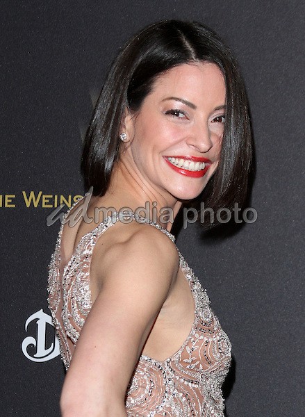10 January 2016 - Los Angeles, California - Emmanuelle Vaugier. 2016 Weinstein Company & Netflix Golden Gloves After Party held at the Beverly Hilton Hotel. Photo Credit: AdMedia
