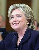 Hillary Clinton Testimony on Benghazi